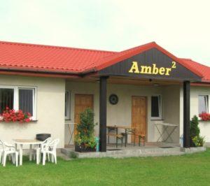 AMBER 2 – komfortowe domki wczasowe